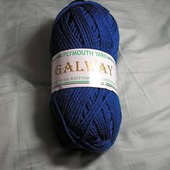 Plymouth Yarn Galway blue