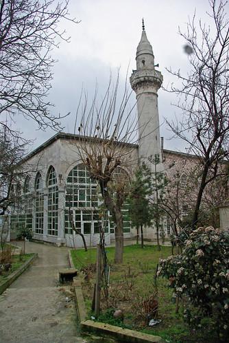 Çandarlızade Atik İbrahim Paşa Camii, Mercan, İstanbul, Pentax K10d