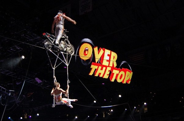 Over the Top (theme of the show)
