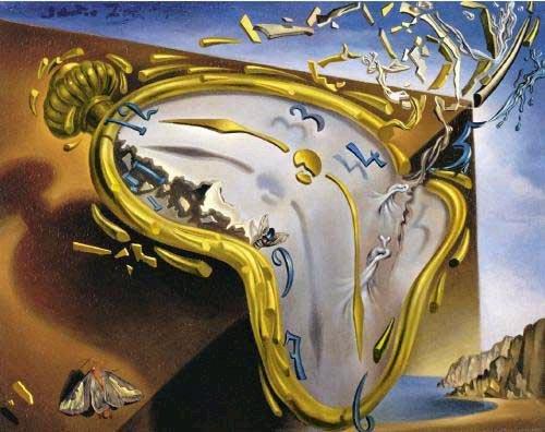 Relógio Mole (Dali)