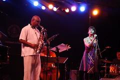 Universijazz 2009: Sara Serpa Quintet (III)
