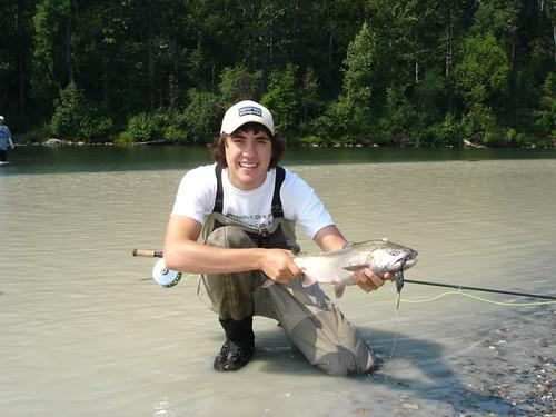 Wassilla Alaska Fly Fishing