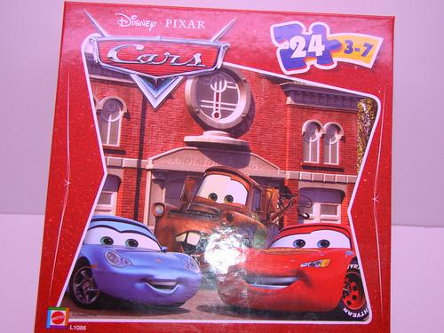 Disney CARS Puzzles (1)