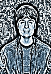 Mike Myers left side mirrored