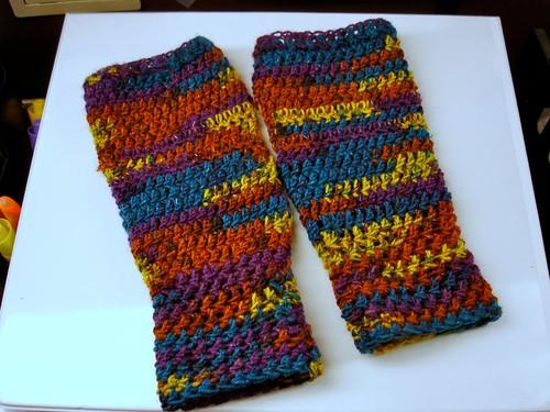 Crochet Handwarmers