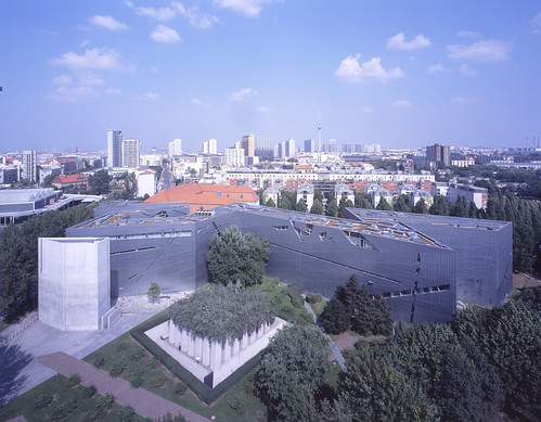 The Jewish Museum in Berlin, Germany