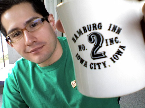 My Hamburg Inn No. 2 coffee mug