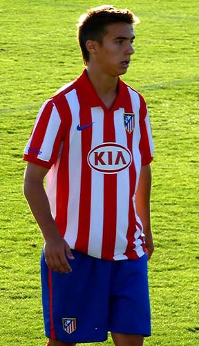 Atletico Madrid B player