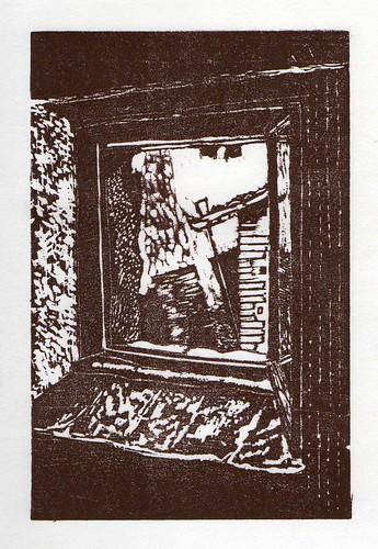 Spannocchia window