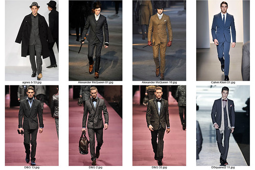 F/W09 Suits #1