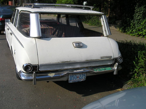 1965 Valiant 200 Station Wagon