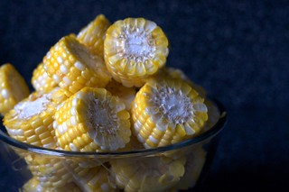 wheels of corn