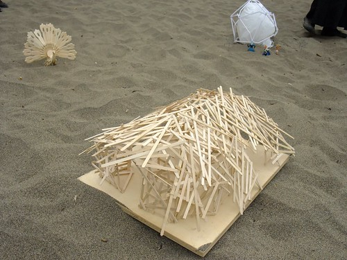Balsa Man 2009. Baker Beach San Francisco. FREE 14