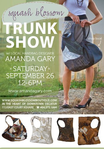 Amanda Gary Trunk Show
