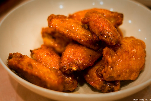 Poco Ocean 海富小館 - Honey garlic wings