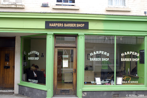 Kington - Harper's Barber Shop