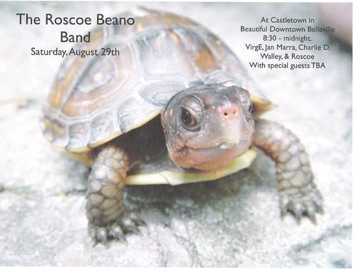 Roscoe Beano 8-29-09