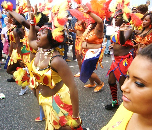 5: Notting Hill Carnival 2009