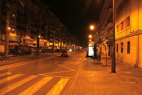 Calle de los Santos Justo y Pastor (My new street)
