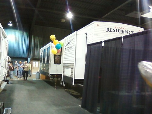 More RV show stuff
