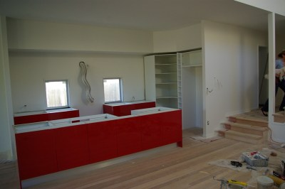 View topic - Bulkheads over kitchen wall cupboards with ...