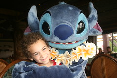 Aidan and Stitch