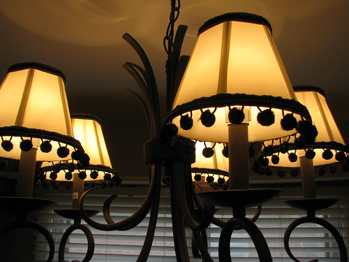 chandelier shade