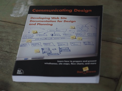 Communicating Design - by Dan Brown
