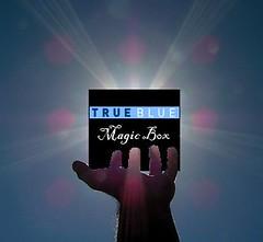 JetBlue's Magic TrueBlue Box