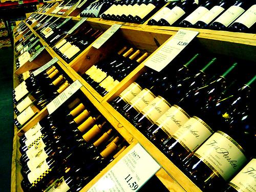 2009 Challenge, day 44 Beverage:WINE