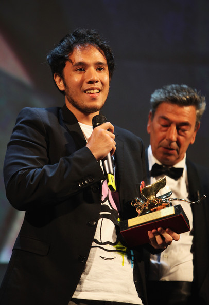 Pepe Diokno, director of Engkwentro, wins in Venice 2009