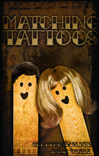 Matching Tattoos Comic Book Cover