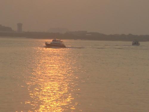 淡水夕陽55