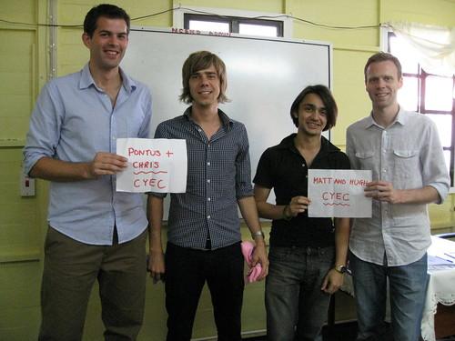The Digital Guyana Team