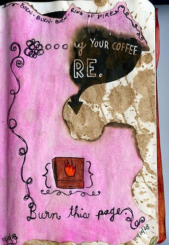 Wreck This Journal - In Progress