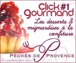 Logo concorso Click gourmand