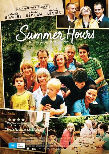Tempos de Verão - Summer Hours