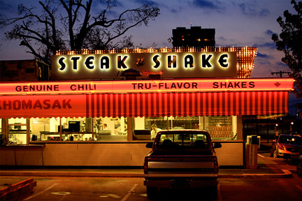 Steak N Shake In Springfield Mo Named To National Register
