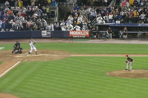 Jeter's Hit!