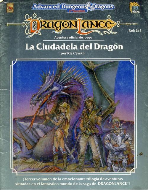 La Ciudadela del Dragón