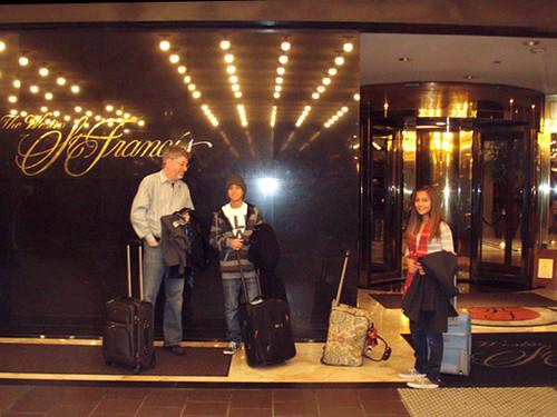 St. Francis Hotel, MyLastBite.com