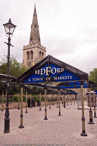 Bedford - the new market facilities _G201268
