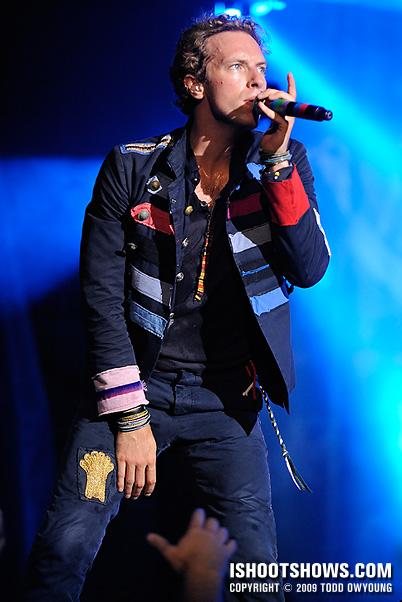 Concert Photos: Coldplay