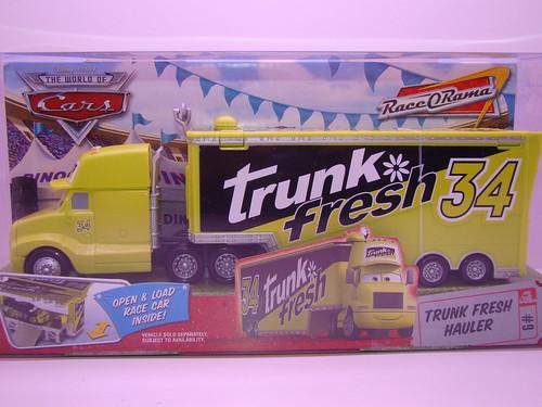 CARS trunk fresh hauler