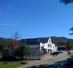 Another gorgeous day in Valle Crucis!