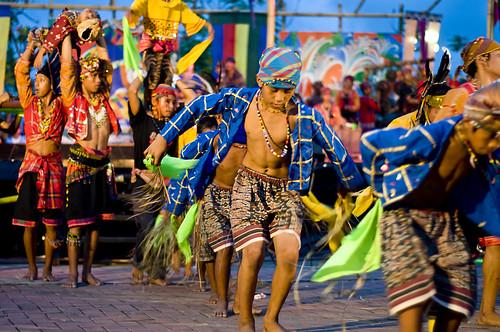 Davao, Mindanao - Kadayawan 2009