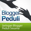 bloggerpeduli