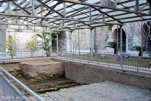 Đoan Môn - Hố khảo cổ