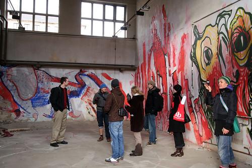 rundfahrt muralismo morte