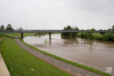 Belmore Bridge Maitland